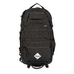 FOXTROT BLOCK II (BLACK / WHITE CORDURA) - Bravo Company - A specialty travel and photography driven back pack company. visit www.bravocoworldwide.com for the foxtrot, axis, delta, kilo, and more.
