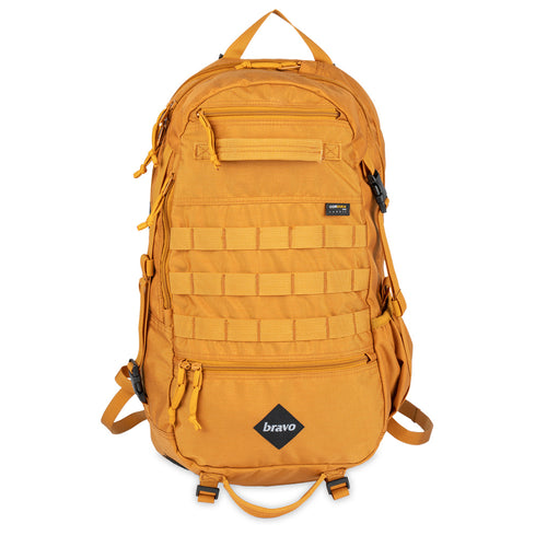 FOXTROT BLOCK II (GOLD CORDURA) - Bravo Company - A specialty travel and photography driven back pack company. visit www.bravocoworldwide.com for the foxtrot, axis, delta, kilo, and more.