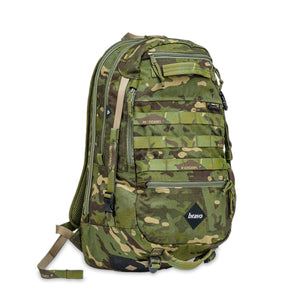 FOXTROT BLOCK II (MULTICAM TROPIC™) - Bravo Company - A specialty travel and photography driven back pack company. visit www.bravocoworldwide.com for the foxtrot, axis, delta, kilo, and more.