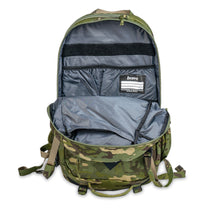 Load image into Gallery viewer, FOXTROT BLOCK II (MULTICAM TROPIC™) - Bravo Company - A specialty travel and photography driven back pack company. visit www.bravocoworldwide.com for the foxtrot, axis, delta, kilo, and more.