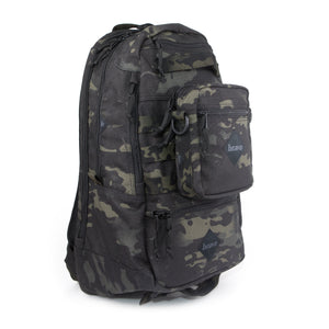 TASK BLOCK II (MULTICAM BLACK™) - Bravo Company - A specialty travel and photography driven back pack company. visit www.bravocoworldwide.com for the foxtrot, axis, delta, kilo, and more.