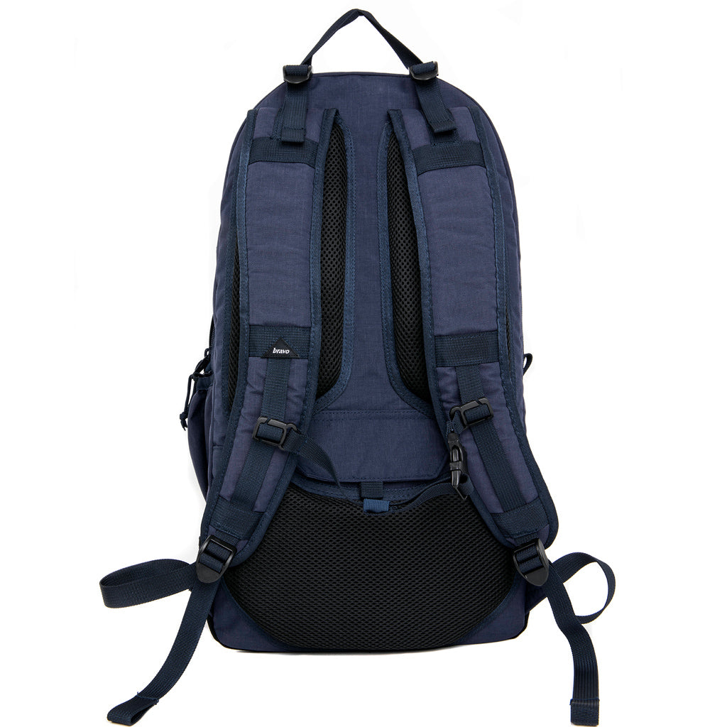 FOXTROT BLOCK II (NAVY) - Bravo Company - A specialty travel and photography driven back pack company. visit www.bravocoworldwide.com for the foxtrot, axis, delta, kilo, and more.