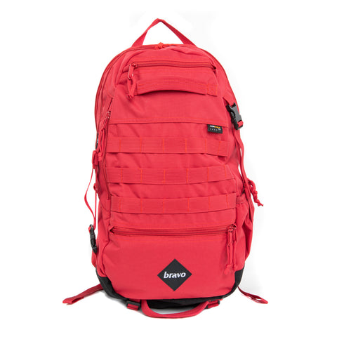 FOXTROT BLOCK II (RED) - Bravo Company - A specialty travel and photography driven back pack company. visit www.bravocoworldwide.com for the foxtrot, axis, delta, kilo, and more.