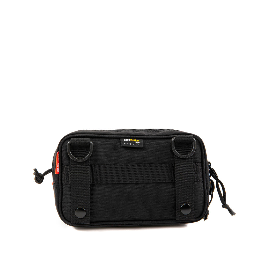 Kilo Block I (CORDURA / BLACK / STRIPES)
