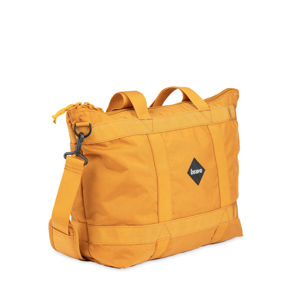 SCOPE BLOCK II (GOLD CORDURA) - Bravo Company - A specialty travel and photography driven back pack company. visit www.bravocoworldwide.com for the foxtrot, axis, delta, kilo, and more.