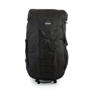 SIERRA BLOCK I (BLACK) - Bravo Company - A specialty travel and photography driven back pack company. visit www.bravocoworldwide.com for the foxtrot, axis, delta, kilo, and more.