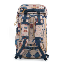 Load image into Gallery viewer, SIERRA BLOCK I (WAR RUG PRINT) - Bravo Company - A specialty travel and photography driven back pack company. visit www.bravocoworldwide.com for the foxtrot, axis, delta, kilo, and more.