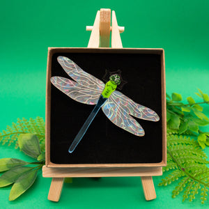 Dragonfly Brooch, Woodland Collection