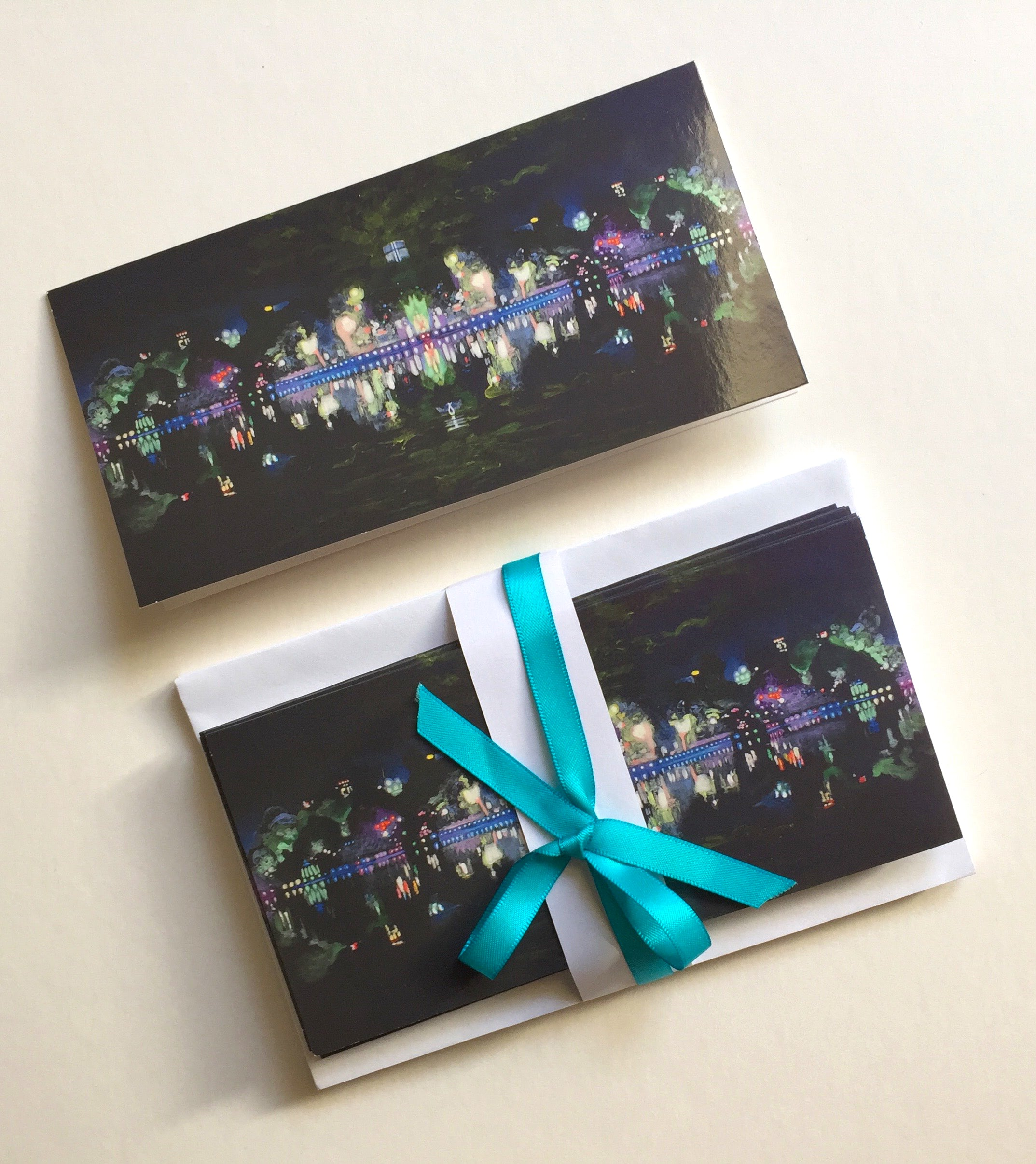Night Magic Note Cards