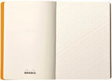 Rhodia Goalbook A5 met ivoor dotted papier - Black - JournalnStuff