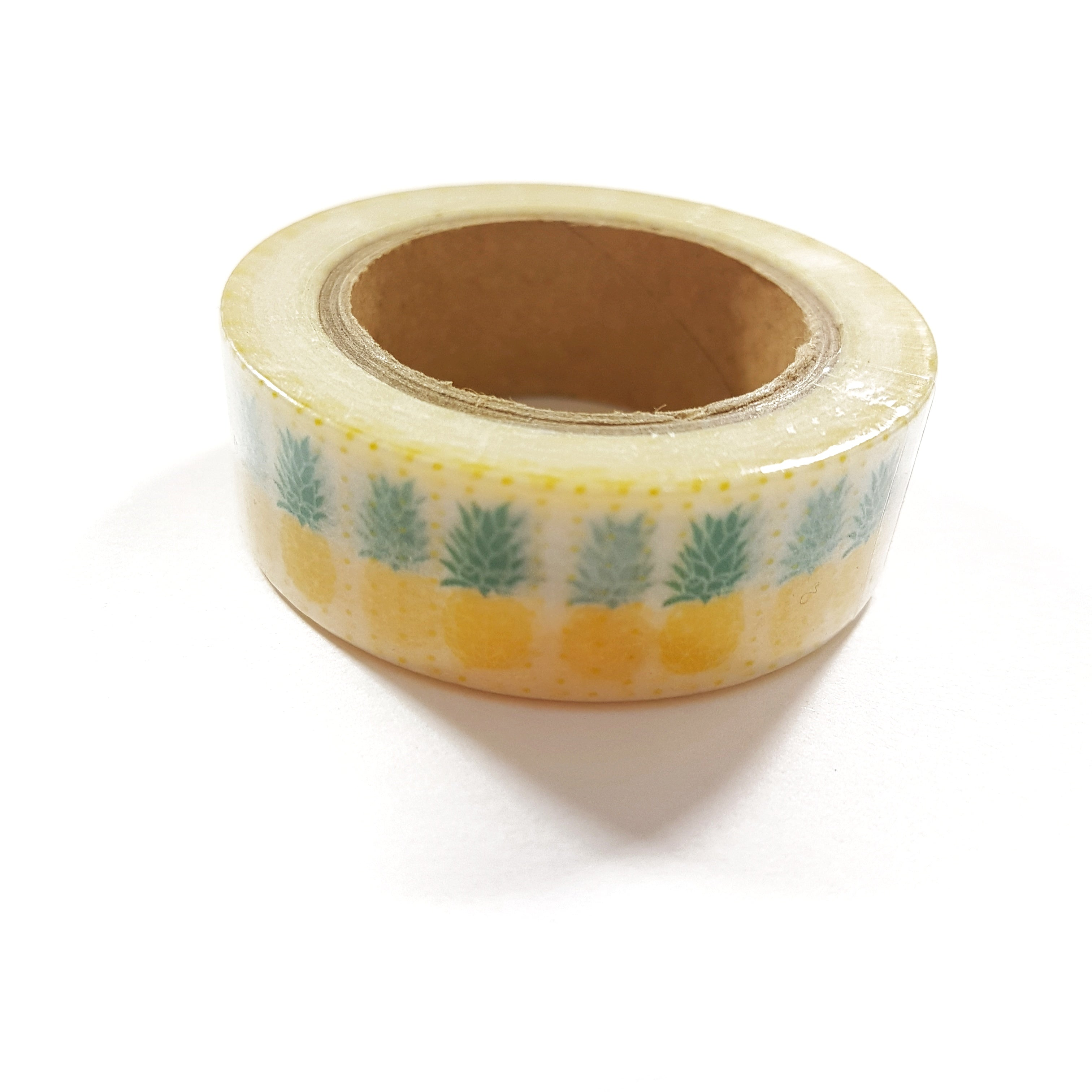 Washi Tape - Ananas - JournalnStuff