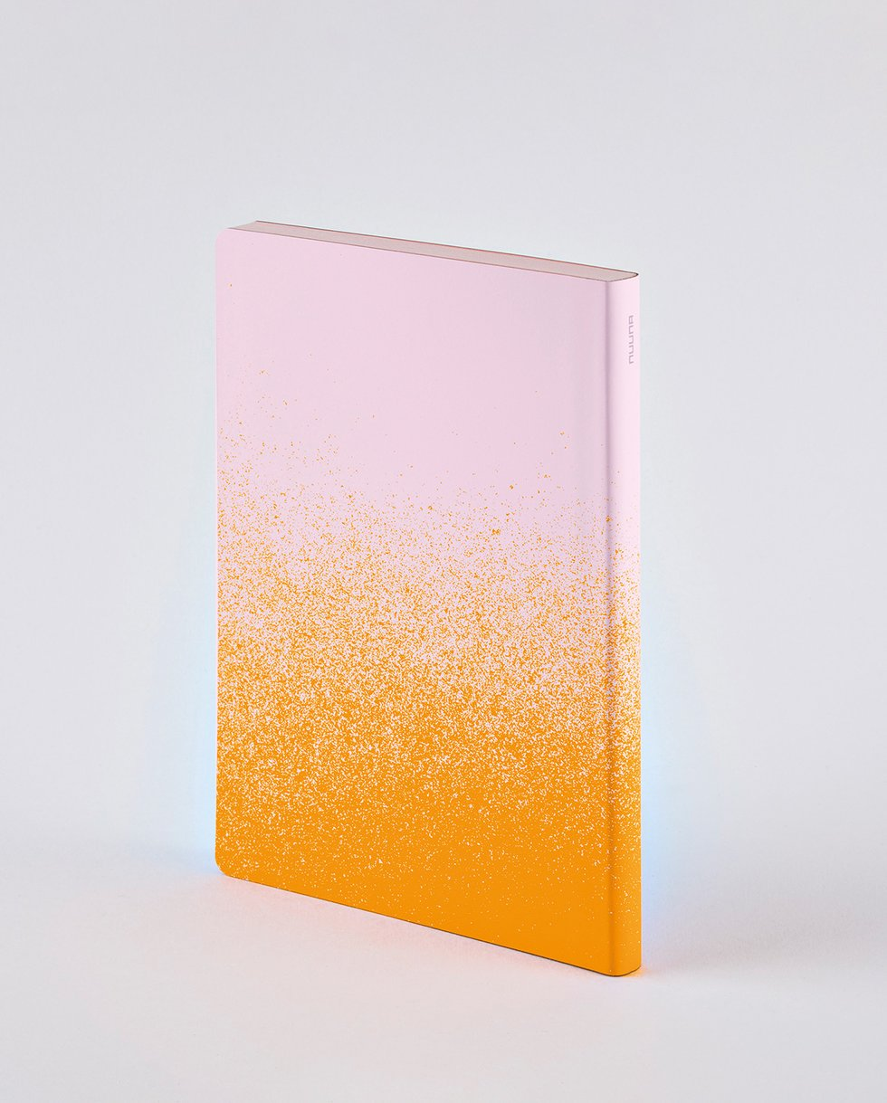 Nuuna Notitieboek  A5 - Orange Dust - JournalnStuff