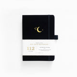 Archer & Olive Dotted Notitieboek B6 - Cresent Moon - JournalnStuff