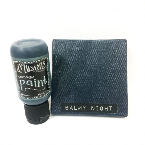 Ranger - Dylusions Flip cap bottle acrylic paint 29 ml - Balmy Night