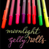 Sakura Moonlight Gelpen - Paars - JournalnStuff