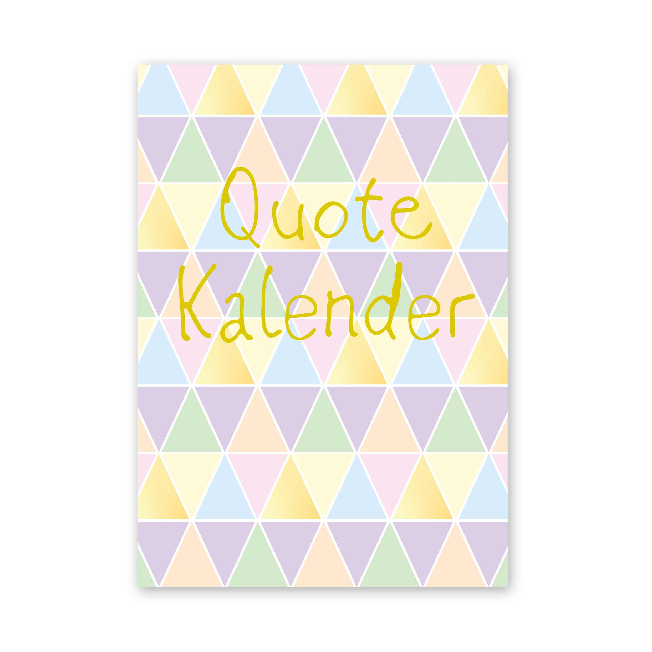 Quote kalender