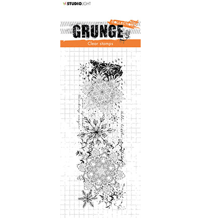 Clear Stamp - Studio Light Grunge Collection nr.501