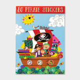 Stickerboek Piraten