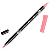 Tombow ABT Dual Brush Pen 803 Pink Punch - JournalnStuff