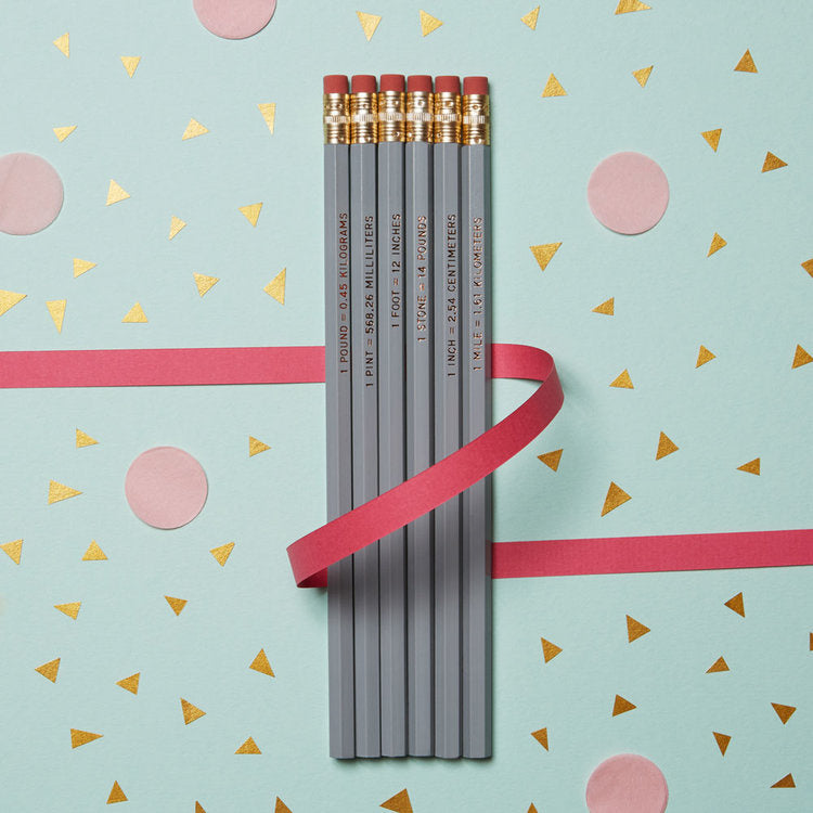 Pencil Set For Good Measure