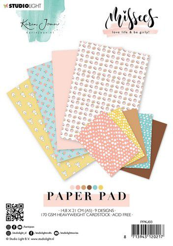 Paper Pad Karin Joan Missees Collection nr.03