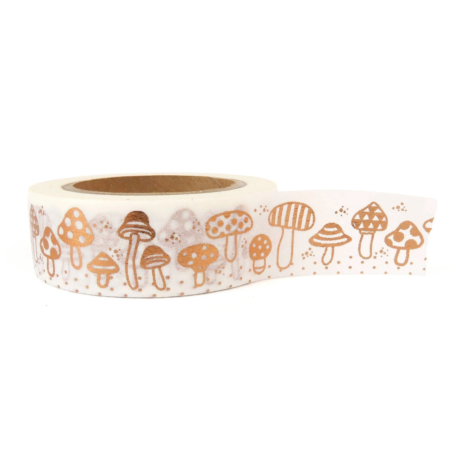 Washi Tape Paddenstoelen