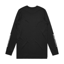 Load image into Gallery viewer, '7 Days' Black Long-Sleeve T-Shirt