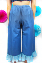 Load image into Gallery viewer, Friller Pants in Blue