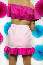 Load image into Gallery viewer, Friller Skirt in Pink