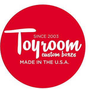 The Toyroom Repro & Custom Packaging