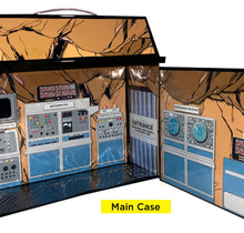 Load image into Gallery viewer, Displayset: Batman '66 Batcave (Main Case)