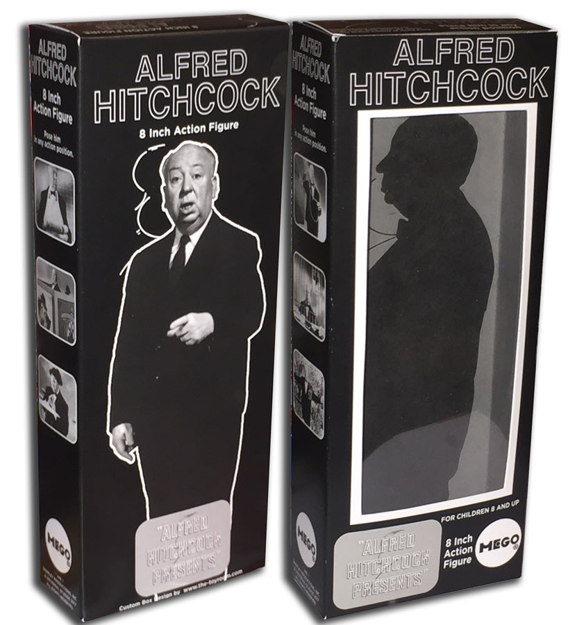 Mego Boxes: Alfred Hitchcock Presents