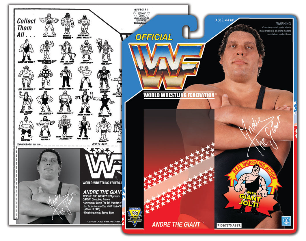 WWF Hasbro- Andre the Giant