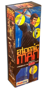 G.I. Joe: Mike Power Atomic Man Box