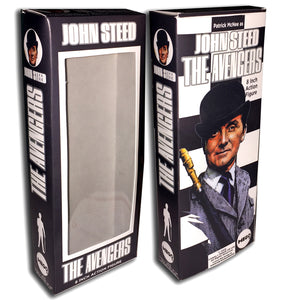 Mego Box: Avengers (John Steed)