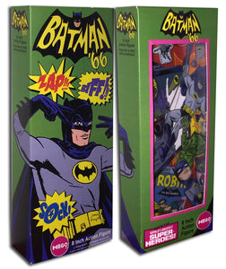 Mego Batman Box: '66 (Allred 2)