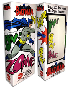 Mego Batman Box: A to Z