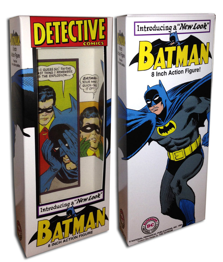 Mego Batman Box: New Look