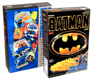 Cereal Box: Batman (Untold Legend)