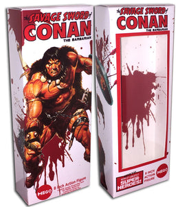 Mego Box: Conan the Barbarian (Savage Sword)