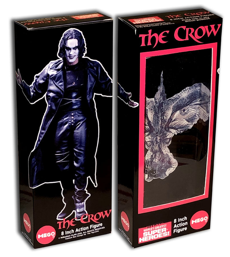 Mego Box: The Crow