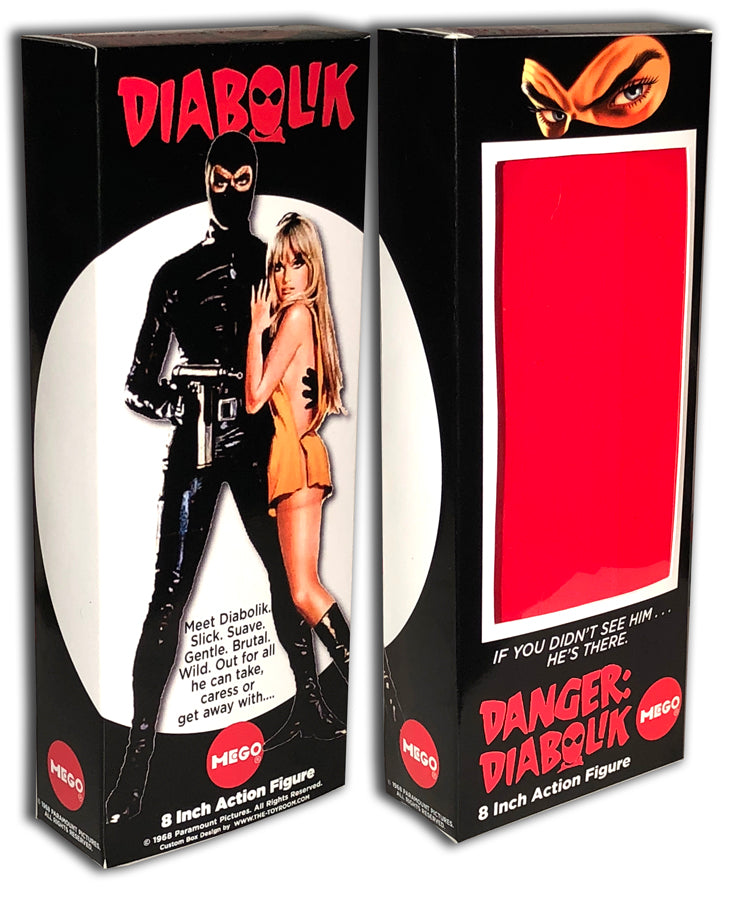 Mego Box: Danger Diabolik