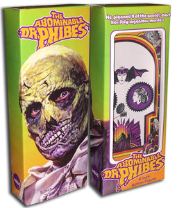 Mego Monster Box: Abominable Dr. Phibes