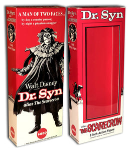 Mego Box: Dr. Syn (Scarecrow of Romney Marsh)