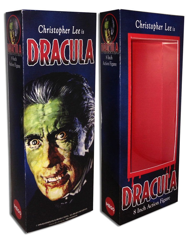 Mego Monster Box: Dracula (Christopher Lee)