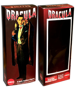 Mego Monster Box: Dracula (Red)