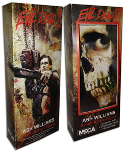 Mego Horror Box: Evil Dead 2 (Ash Williams)