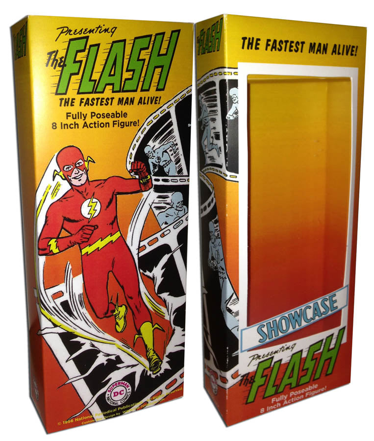 Mego Flash Box: Showcase #4