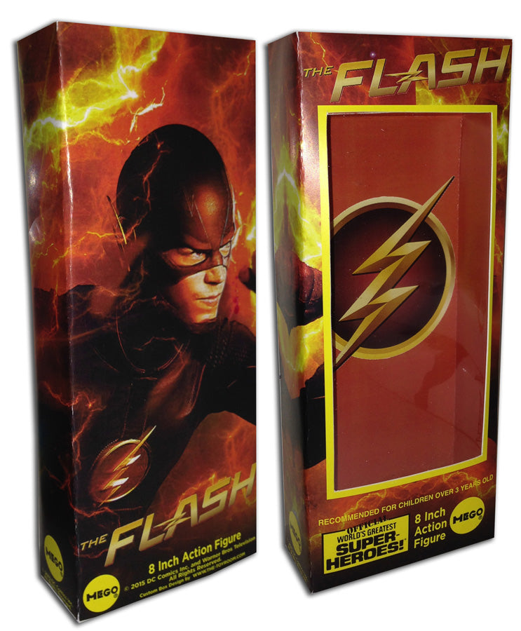 Mego Flash Box: TV
