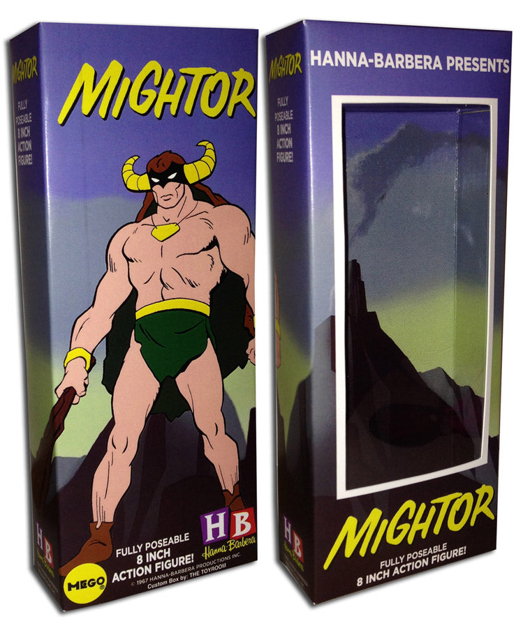 Mego Box: Mightor